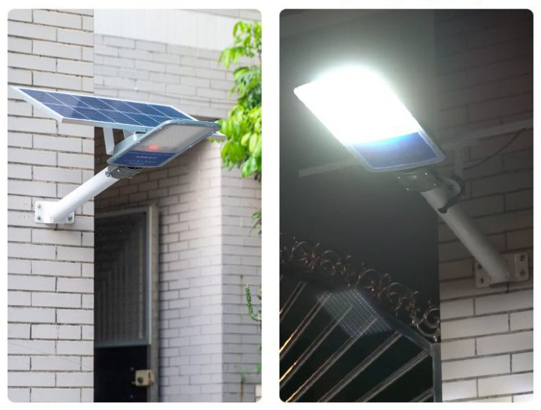 led svetlo sa solarnim panelom 4-03